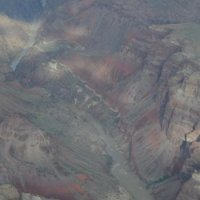 Grand Canyon - by plane