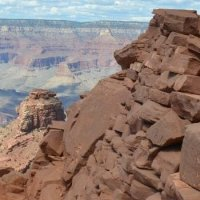 Grand Canyon - South Kaibab trail