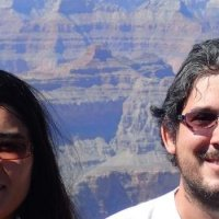 Grand Canyon - couple photo