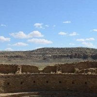 The great Kiva of Pueblo Bonito